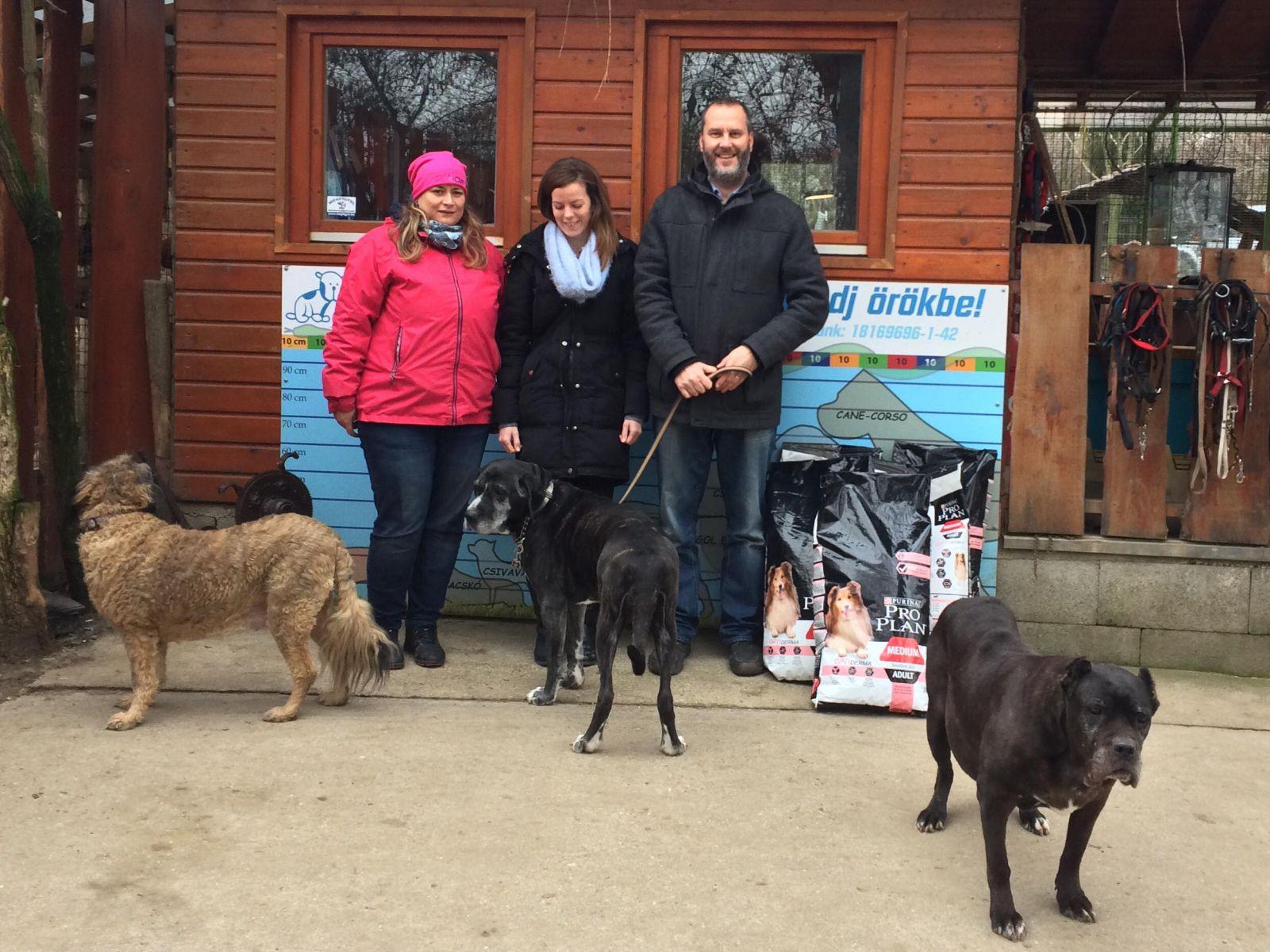 kutyatáp adomány kutyabarát.hu