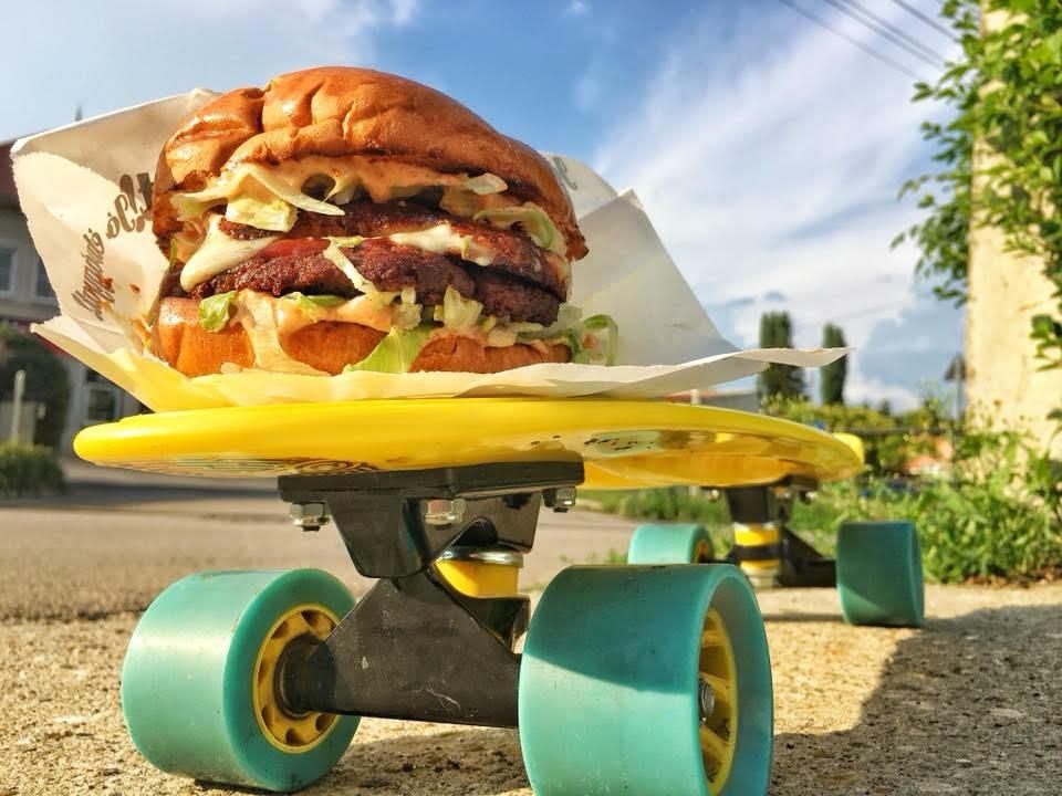 hamburger kutyabarát