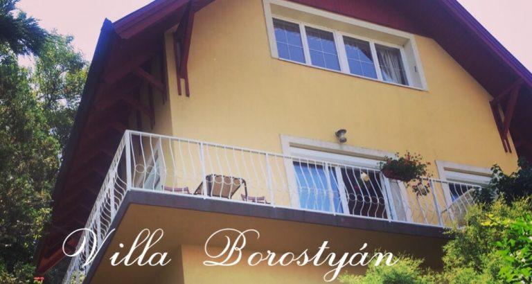 Villa Borostyán