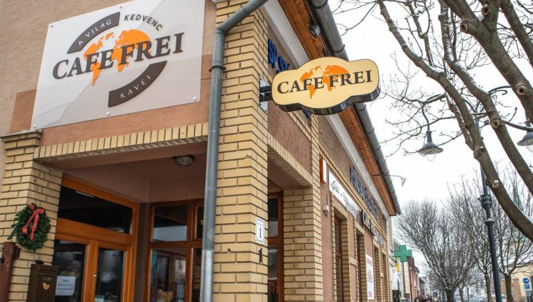 Cafe Frei Gödöllő