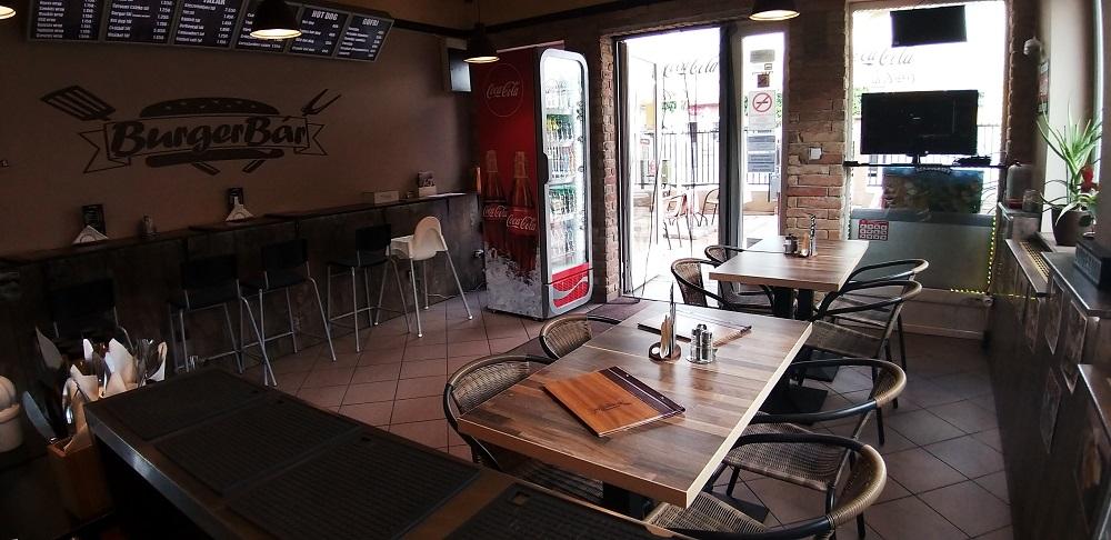 Kutyabarát Burger Bár - kutyabarát étterem Budapesten