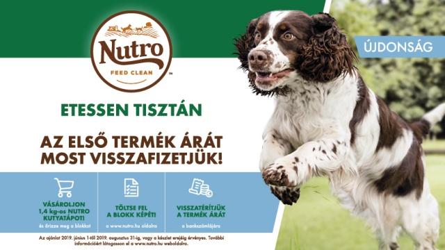 Nutro kutyatáp