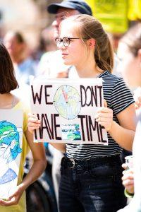 Greta Thunberg - egy fiatal lány, aki megváltoztatja a világot