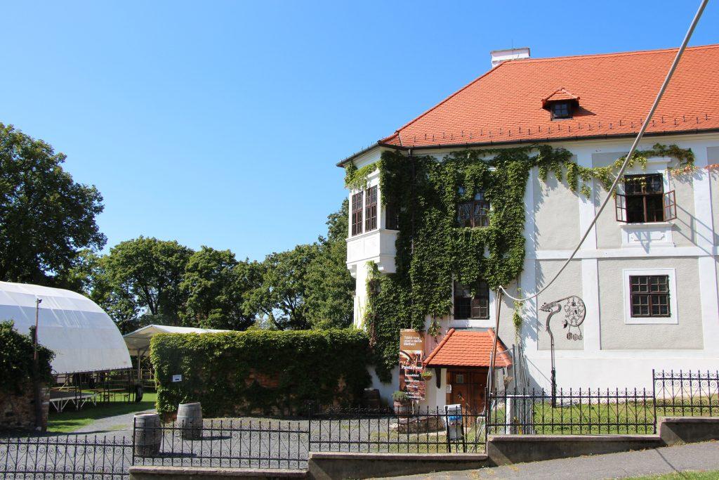 püspöki palota Sümegen