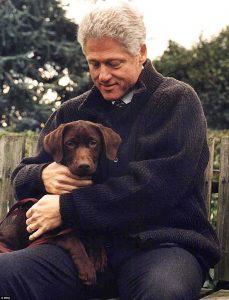 Bill Clinton és Buddy