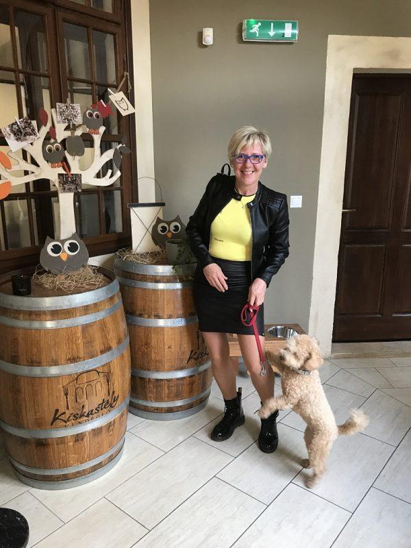 kutyabarát kiskastély vendéglő