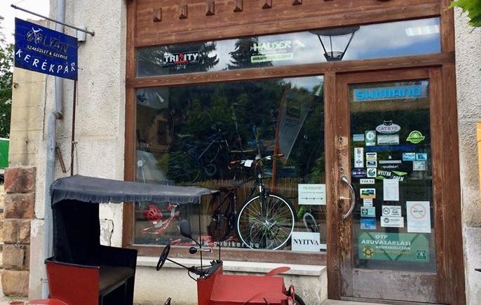 Golyán Kerékpár Szaküzlet és Szerviz