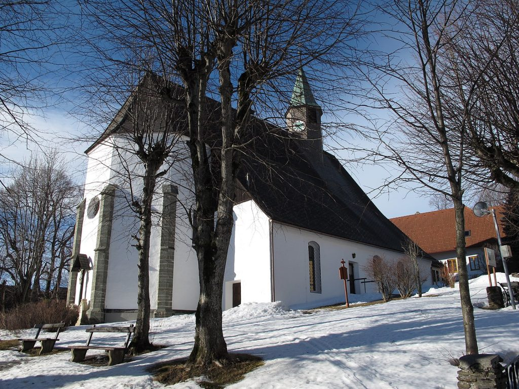 Mönichkirchen templom