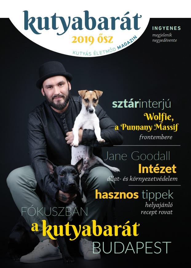 Kutyabarát Magazin ősz