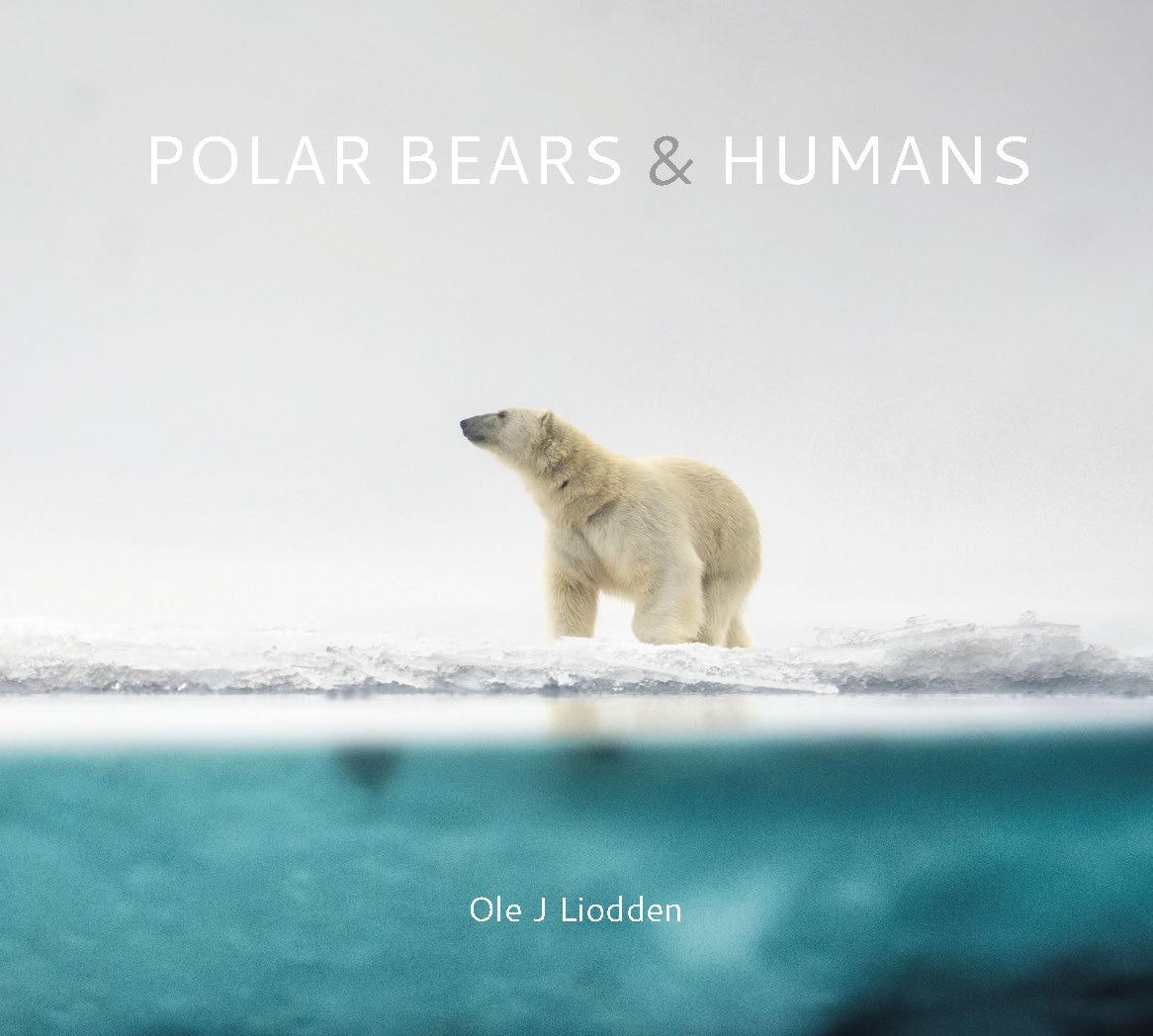 Polar Bears & Humans c. könyv borítója