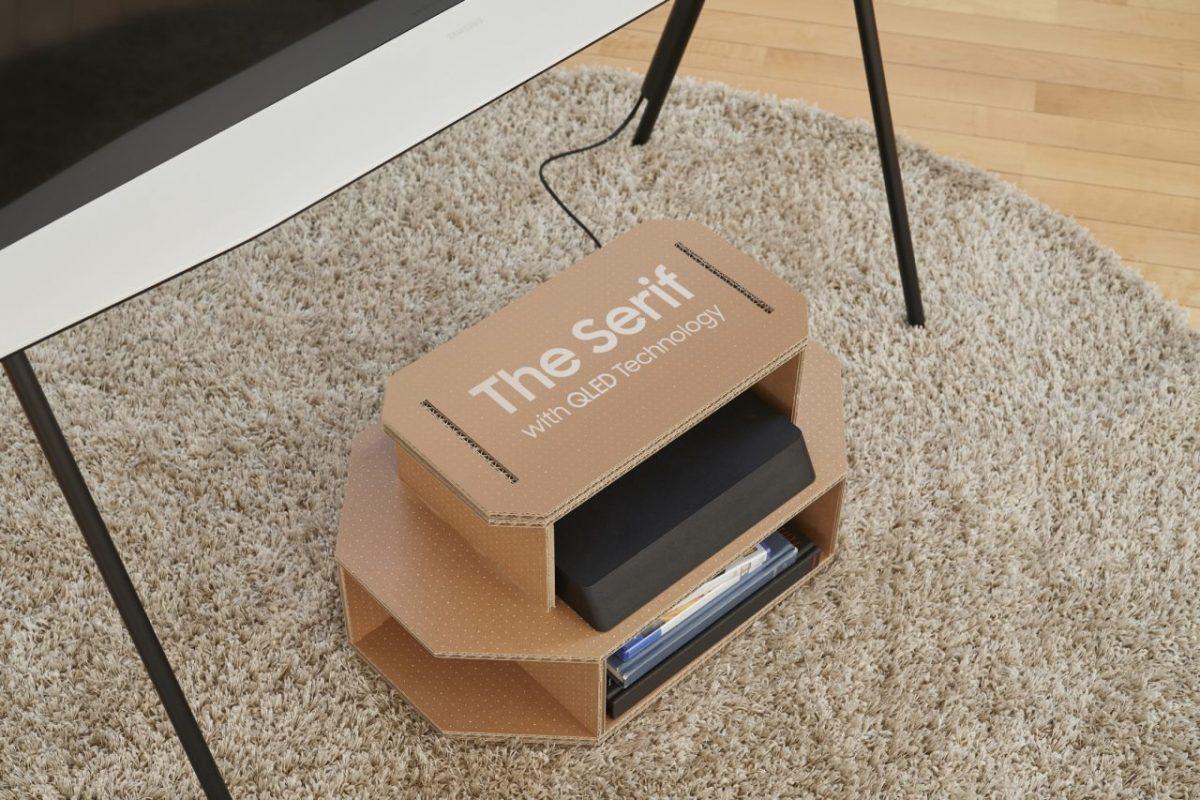 samsung újra hasznosítható doboz