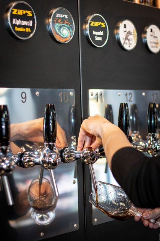 zips beer & tapas