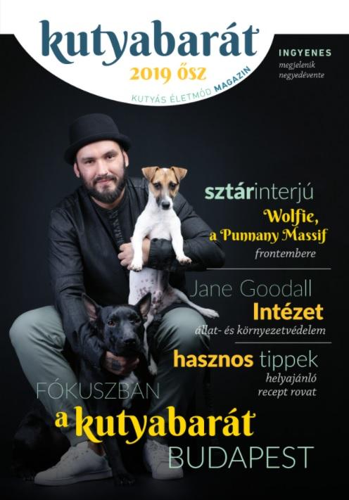 kutyabarát magazin 2019 ösz